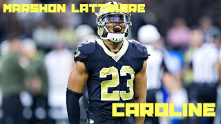 "Marshon Lattimore ""Caroline"" Highlight Mix Ft. Calboy & Polo G"