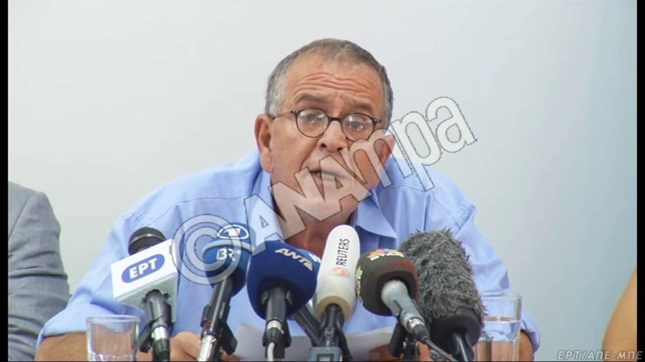 Γ. Μουζάλας: Διαχειρίσιμη η κατάσταση τώρα που υπάρχει σαφής εικόνα