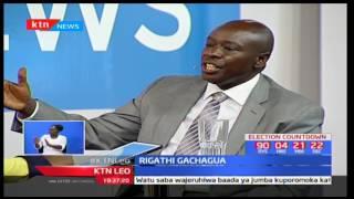 Kurunzi ya Leo: Rigathi Gachagua anawania kiti cha Ubunge Kaunti ya Nyeri