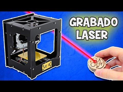 Como hacer un Grabado Laser | Maquina para Grabar en Laser