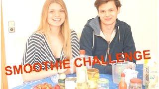 EXTREME SMOOTHIE CHALLENGE - mit meinem Bruder