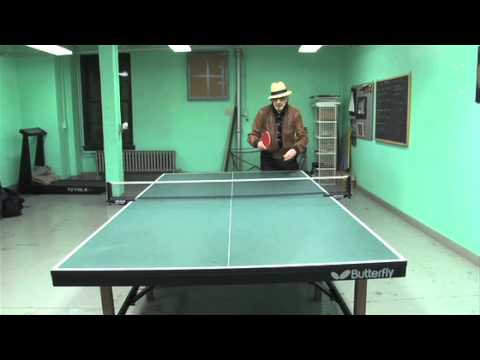NEW YORK CITY SERIES: PING PONG HUSTLER