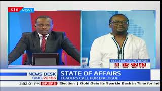 Political analyst, Mutinda Kavemba on the state of affairs