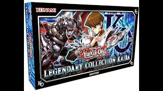 2 BOXES, 2 BLOSSOM!? Yu Gi Oh! Legendary Collection Kaiba OPENING!