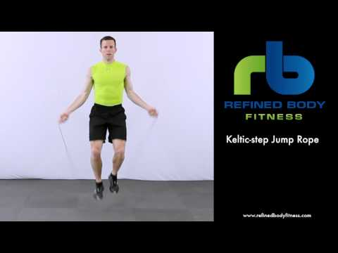 Jump Rope: Keltic Step