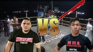 Pencak Dor Joho Wates 2018 Terbaru - MICHAEL SPEED vs DENI ARIF MMA ONE PRIDE   Pencak Dor Official