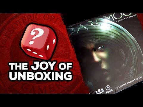The Joy of Unboxing: Dark Moon