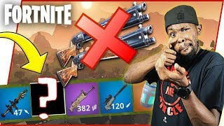 I Used This INSTEAD Of Double Pump & It  SKYROCKETED My Kills!