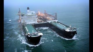 Начало морской укладки газопровода «Турецкий поток» в России