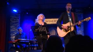 """Strangers Again"" - Ari Hest & Judy Collins - City Winery  - Feb 8 2015"