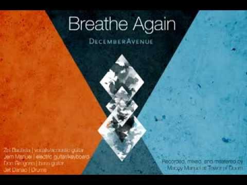 December Avenue Breathe Again Official Lyric Video Chords