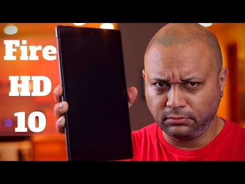 Amazon Fire HD 10 review 2018 - Still worth it?