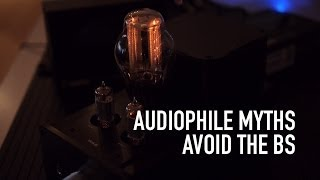 Audiophile Myths Part 1: MP3 VS FLAC, Cables, Sample Rates, Tube Amps, ETC.