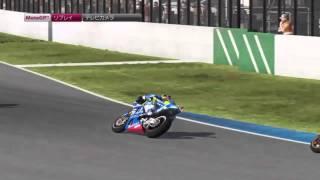 PS4 motoGP 15 / SUZUKI 25 Game Replay