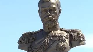 Царская семья в Севастополе. Николай II и семья Государя.