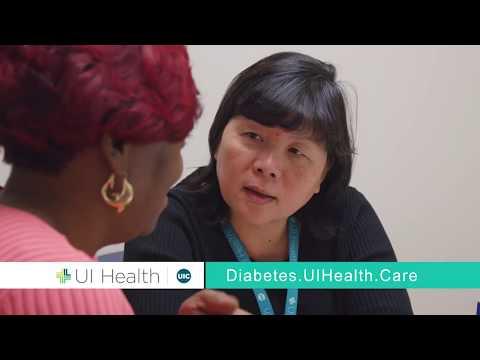 Diät Zahl bei Diabetes