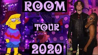 MY TRIPPY ROOM TOUR | 2020🔮