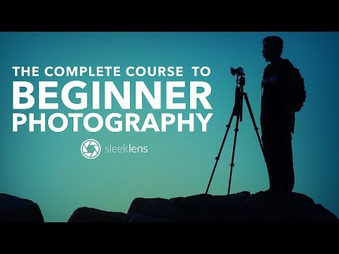 , title : 'The Best Way to Learn Photography | The Complete Course to Beginners Photography Video Course