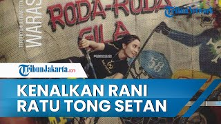 Viral Video Rani Si Cantik Joki Motor Tong Setan Asal Medan, Pernah Atraksi hingga Papua Barat