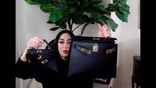 My Entire Hermes Handbag Collection | Sabrina Shekofteh 2019