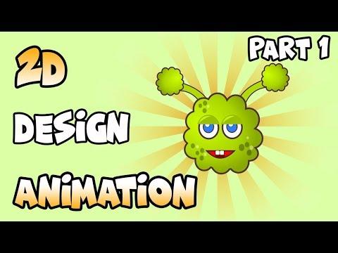 Building a 2D Character Rig with Unity - Part 1 - смотреть