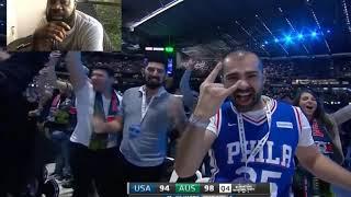 Team USA upset by Australia, snapping 78-game international winning streak   FIBA World Cup REACTION