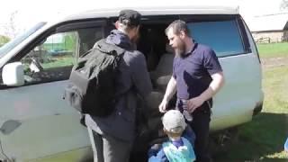 Никита уехал (пока со слов его) домой на Украину.  27.05.208