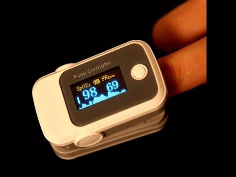 Test: Wie funktioniert das Pulsoximeter?
