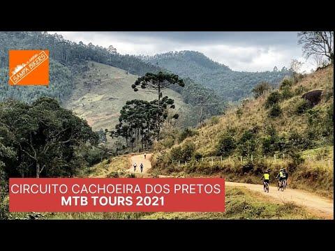 Vídeo Circuito MTB Cachoeira dos Pretos