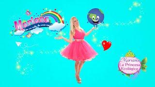 Saco una manito- Canciones infantiles- Mariana La Princesa Ecológica