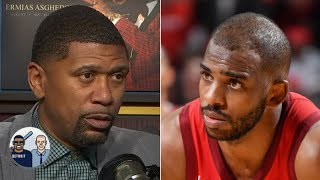 Jalen Rose reveals inside info on the Chris Paul-James Harden spat | Jalen & Jacoby