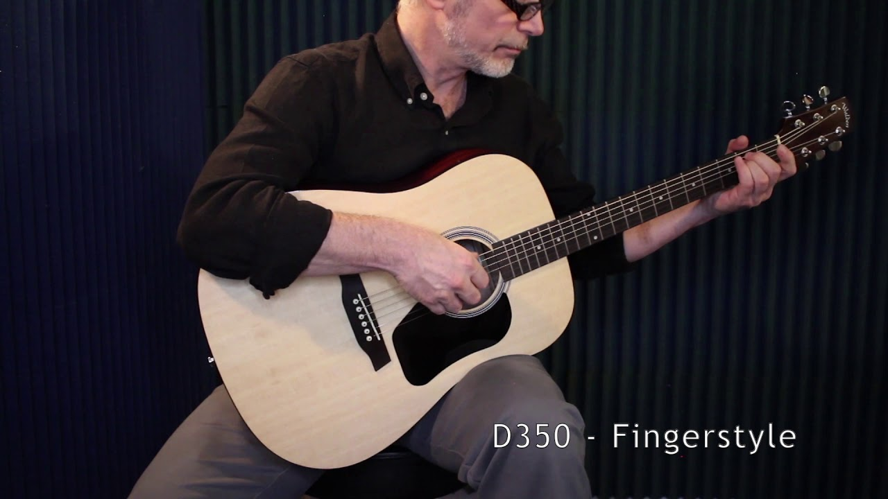 D350 - Sound Clip: Fingerstyle
