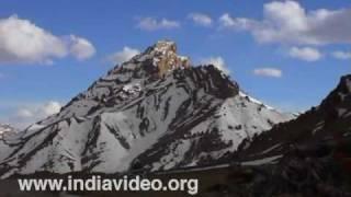 Lachungla mountain pass