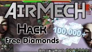 Airmech: Free Diamonds Hack