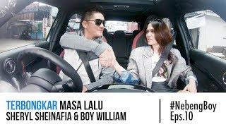 Terbongkar Masa Lalu Sheryl Sheinafia & Boy William   #NebengBoy Eps. 10