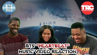 "BTS ""Heartbeat"" Music Video Reaction"