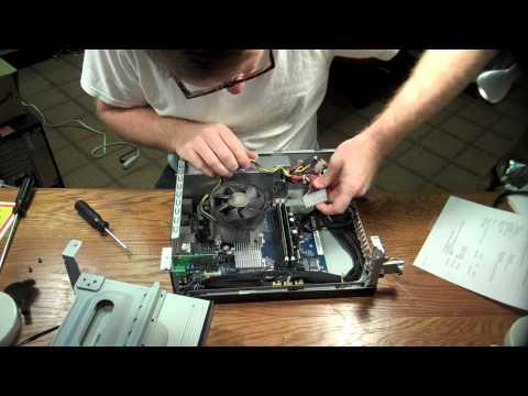 Acer Aspire X1200 Power Supply Replacement