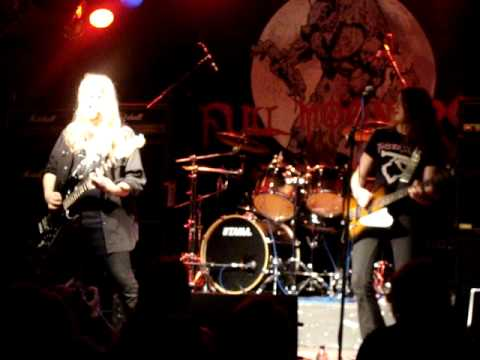 STONE COLD KILL Live at Full Moon Dog Festival
