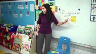 Dual Language Mini-Literacy Lesson