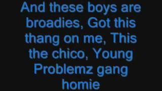 Boi (I Got So Many)- Young Problemz ft. Gucci Mane and Mike Jones (LYRICS)