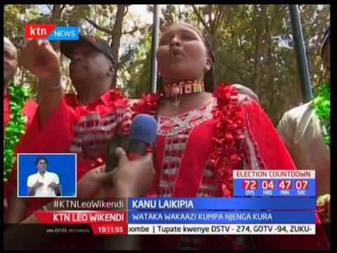 Seneta Gideon Moi ahudhuria hafla ya uzinduzi wa azma ya Maina Njenga kama seneta wa Laikipia