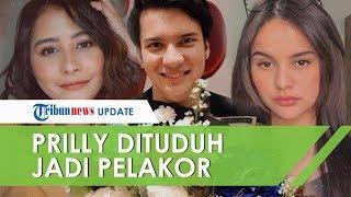Prilly Latuconsina Dituduh Jadi Pelakor, Buat Hubungan Endy Arfian dan Safira Crespin Putus?