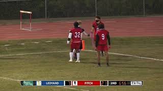 Football highlights: Fitch 55, Ledyard 27