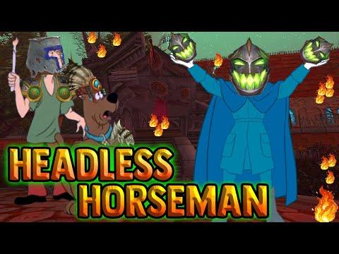 The Story of the Headless Horseman