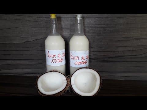 Licor de Coco Cremoso