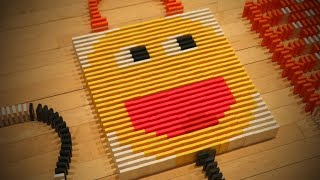 7,500 Dominoes - New RPI Domino Record!