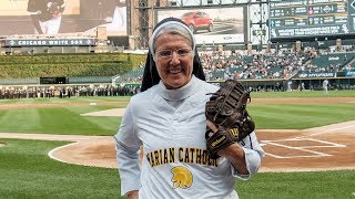 Vote for Sister Mary Jo for the 2019 ESPY Awards