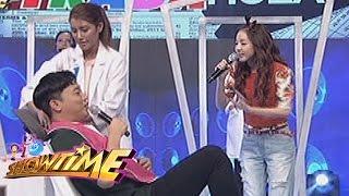 It's Showtime: Sandara Park plays TrabaHula!