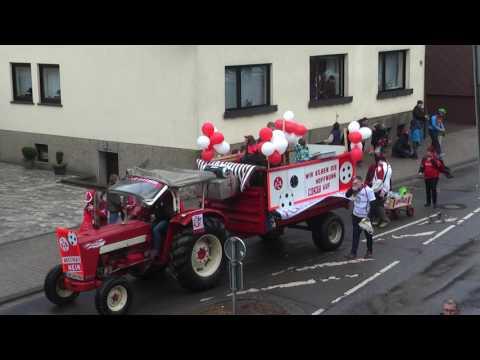 20170228 Faschingsumzug Heiligenwald 2017 komplett