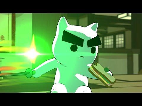 這是貓貓版火柴人嗎?